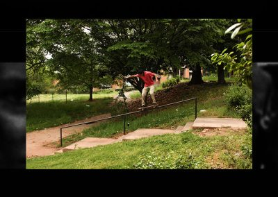 Victor Gonzalez, backside 50-50