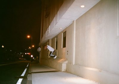 Grayson Miller, ollie on