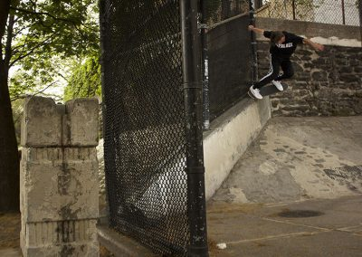 grayson nyc bs 180 nosegrind edited